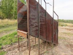 steel-loading-chute