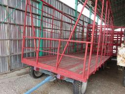 hay-wagon-steel-basket-6-wheel