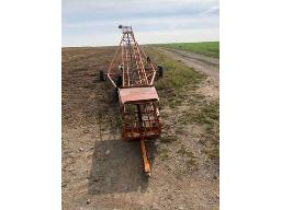 val-metal-hay-elevator-36-ft-gear-model