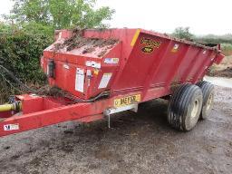 myers-v-force-7500-manure-spreader-solid-liquid-tandem-wagon