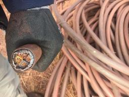 lot-copper-cable-est-tons-1-ton-to-be-sold-per-ton-
