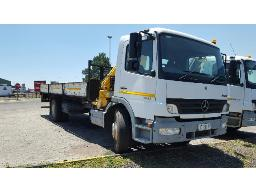 2008-mercedes-benz-atego-1517-54-dropsides-truck-with-crane-tugo-colliery-