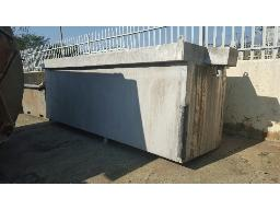 2x-stainless-steel-tanks-with-stainless-steel-pipes-rustenburg-