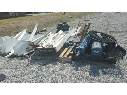 lot-assorted-chute-box-front-spares-hydraulic-pipes-hydraulic-cylinders-located-at-rustenburg-dc-