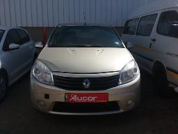 2009-renault-sandero-1-6-league-non-runner-clutch-faulty-8pc-buyers-commission-will-be-charged