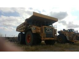 2003-cat-789c-dump-truck-engine-replaced