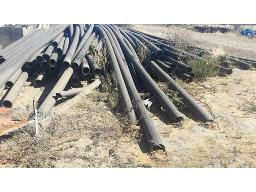 lot-assorted-pipes-160mm-x12m-located-at-stores-yard