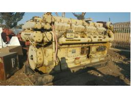 catterpillar-engine-d399-hole-on-the-engine-located-at-site-3-sebenza-safety-zandfontein-pretoria