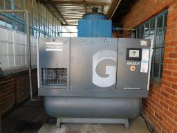 atlas-coptco-compressor-lines-built-in-dryer-hydrovane-compressor