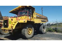 2004-terex-tr60-dump-truck-runner-no-batteries-paint-peeling-rustmarks-all-over-the-body-dents-on-the-loading-body-right-side-mirror-missing-located-at-graspan