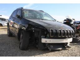 2017-jeep-cherokee-3-2l-fwd-non-runner-accident-damage-green-7629-kms-