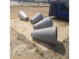 steel-cones