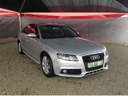 2009-audi-a4-1-8t-ambition-b8-right-side-rear-view-mirror-broken-rear-bumper-resprayed