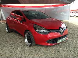 2014-renault-clio-iv-1-2-authentique-5dr-55kw-front-bumper-loose-resprayed