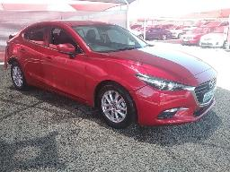 2017-mazda-3-1-6-dynamic-body-panels-repaired-rear-bumper-broken-front-bumper-loose-scratched-left-front-door-dented-scratched
