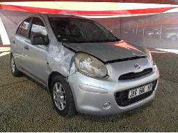 2014-nissan-micra-1-2-visia-audio-5dr-d086v-engine-mounting-broken-body-panels-dented-scratched-windscreen-cracked-right-side-rear-view-mirror-broken