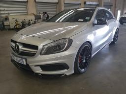 2015-merceds-benz-a45-amg-w176-a-t-paintwork-on-rear-right-of-vehicle-strong-smell-of-cigarette-smoke-located-at-aucor-durban