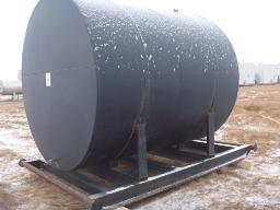 horizontal-skidded-westeel-100bbl-tank-used-