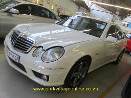 2007-mercedes-benz-e-63-drive-train-fault-102675km