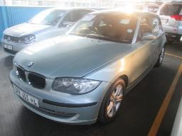 2008-bmw-118i-hail-damage-no-vat-135489km