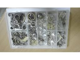 silver-findings-etc-in-plastic-box