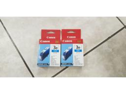2-x-canon-ink-cartrige-blue-bc1-3ec