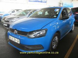 2015-vw-polo-tsi-hail-damage-67274km