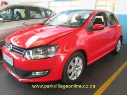 2013-vw-polo-1-6-comfortline-previous-accident-damage-engine-noisy-84010km