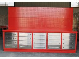 10ft-20-drawer-work-bench-with-peg-board